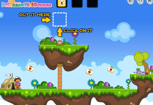 Dora rescue squad game screenshot