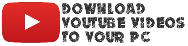 Download Youtube videos to your pc