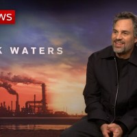 Mark Ruffalo rages against President Trump and climate change