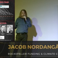Jacob Nordangård - Rockefeller funding in Climate Change - Controlling the Game