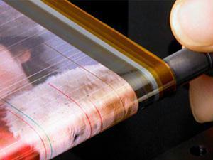OLED Tela flexível sony 2