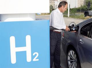 Combustível do futuro - Hidrogênio
