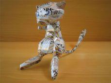 pokemom - Esculturas feitas com latinhas