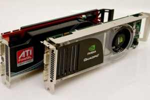 Placa de video - AMD e NVIDIA