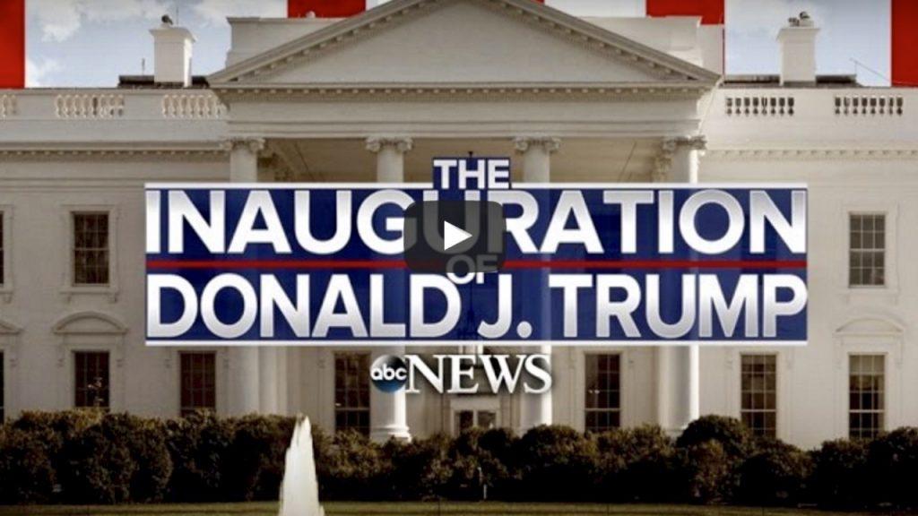 Trump Presidential Inauguration 2017 - Watch Again