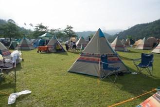 ファミリーキャンプ 1