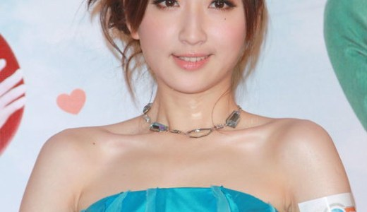アリスクー(台湾女優)の熱愛彼氏や結婚を調査!口ひげや腹筋も気になる!