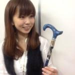 楓友子(ふゆこ)の年齢や結婚した夫を調査!ステッキの注文と購入方法が気になる!