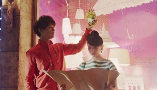 アップルペイ(いつも一緒)のCMで斎藤工と歩く女優は誰?名前と曲も気になる!
