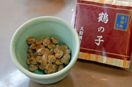 鶴の子納豆(二代目福治郎)の味やお取り寄せ方法は?販売店や口コミについても!