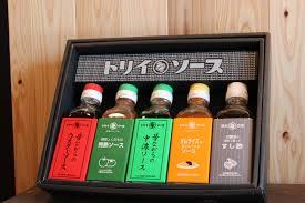 トリイソースの販売店は東京以外にもある?口コミ評判やお取り寄せ方法も!