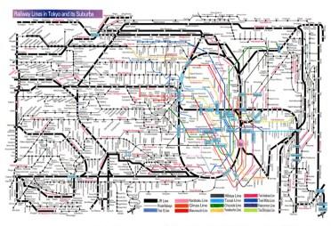 Plan du train (certains trains)