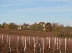 Dardagny, l'église et son château