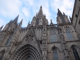 Cathedrale de Barcelone