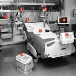 ¿Te has preguntado cómo es una unidad de  cuidados intensivos?