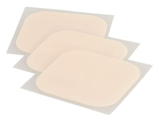 Aplicación y uso del parche anticonceptivo.