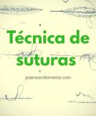 Técnicas de suturas