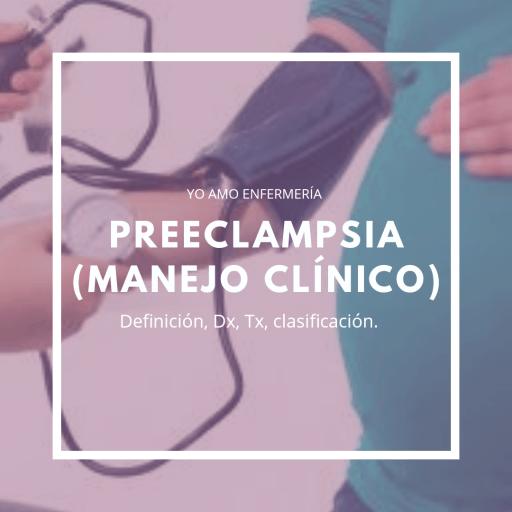 Preeclampsia Manejo