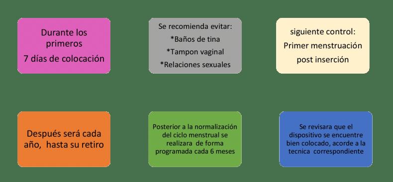 TÉCNICA DE COLOCACIÓN3 DEL DISPOSITIVO INTRAUTERINO2