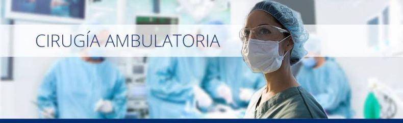 Cirugía Ambulatoria Planes de Cuidados de Enfermería en