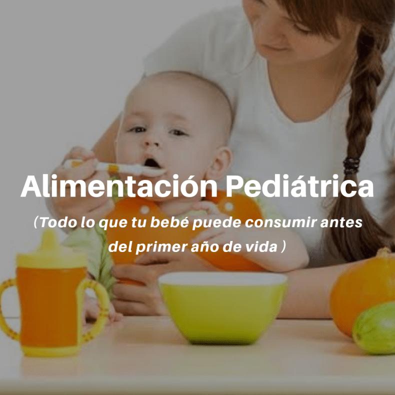 Alimentación pediátrica