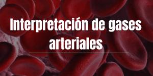 Gases Arteriales Interpretación