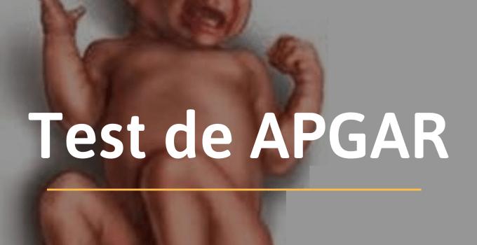 Test de APGAR