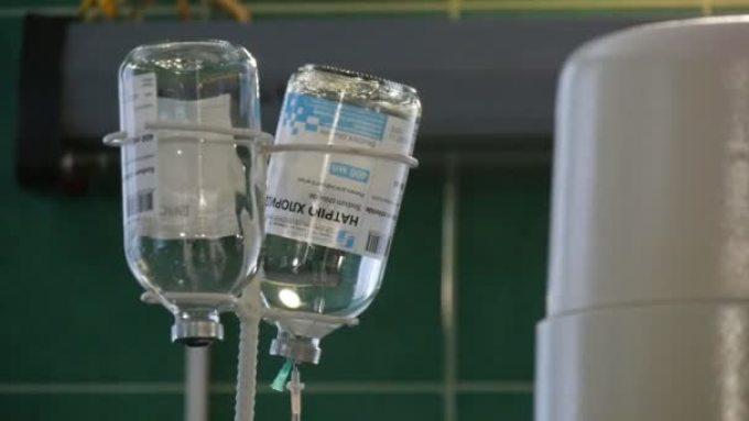 Los líquidos y soluciones  intravenosas