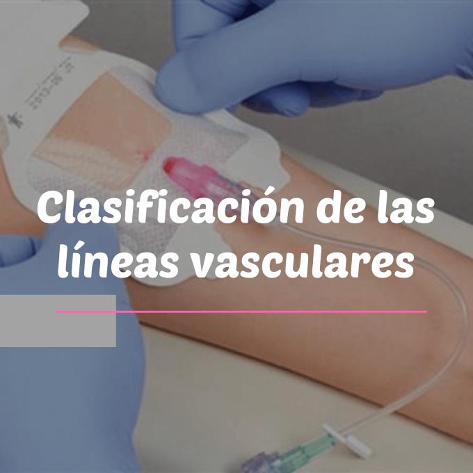 lineas vasculares es una técnica invasiva para acceder al torrente sanguíneo a través un catéter conectores y equipos de administración de volúmenes de líquidos