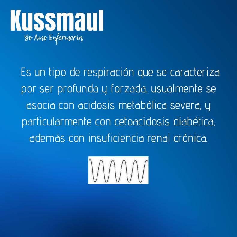 RESPIRACIÓN DE KUSSMAUL
