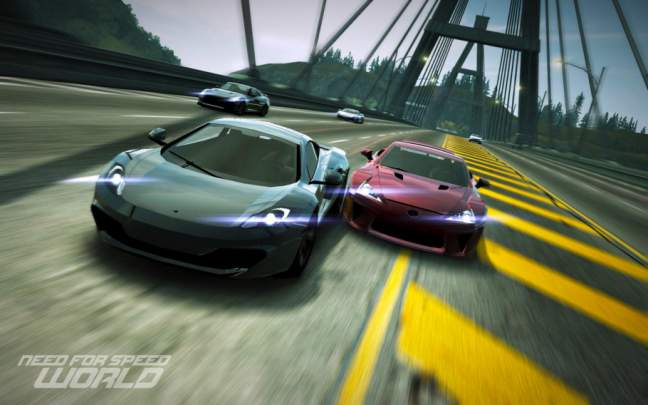 jugar need for speed world