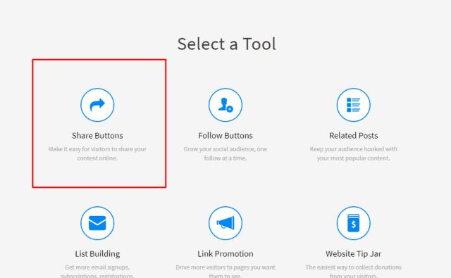 addthis agregar boton compartir