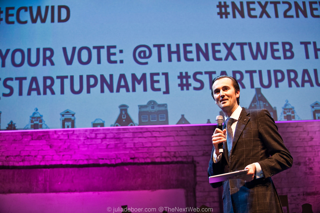 Interview Boris Veldhuijzen van Zanten of The Next Web