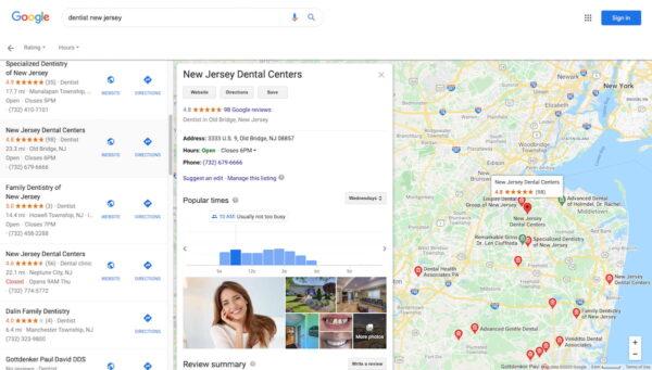 , Enhance native search engine marketing with Google My Enterprise • Yoast, Docuneedsph
