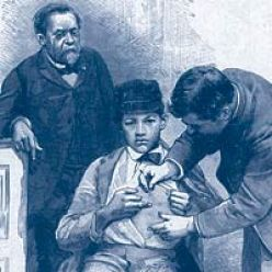 Louis-Pasteur-gives-Joseph-Meister-the-rabies-vaccine