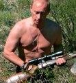 Rambo Putin
