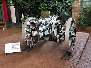 15cm sFH02 howitzer