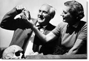 Louis y Mary Leakey.