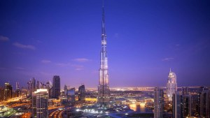 Burj Khalifa, Dubai.