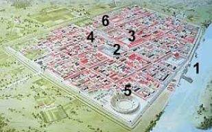 Colonia Ulpia Traiana.