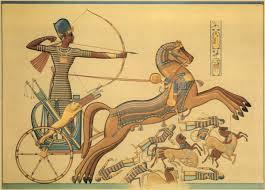 Carro egipcio