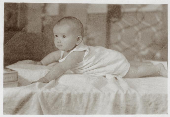 края на август-началото на семтември, 1953