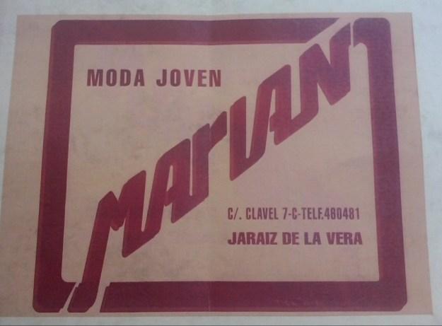 Modas Marian