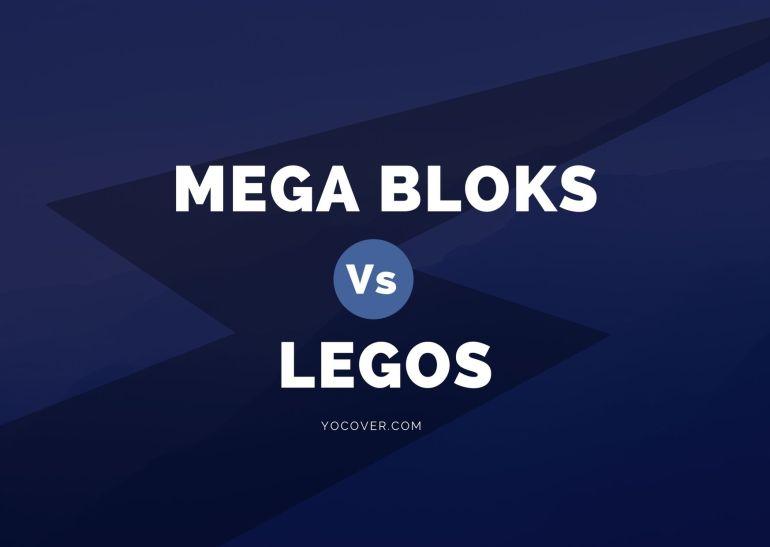 Mega Bloks Vs Legos