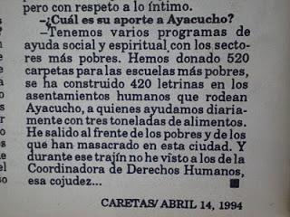 El Cardenal Cipriani jamás dijo que los derechos humanos fueran una cojudez