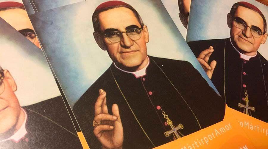 Gracias Monseñor Romero