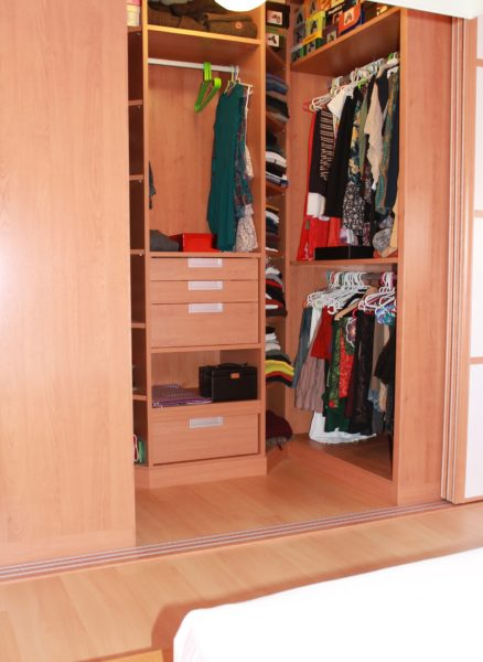 armario colgador