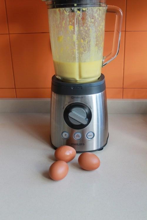 batir huevos