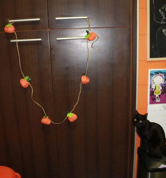 DIY Halloween - La cosa va de calabazas