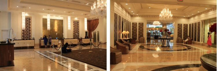 lobbie hall hotel